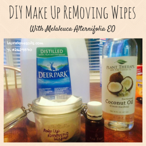 DIY Make Up Removing Wipes (1)